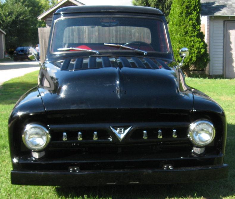 1953 Ford Pickup Restoration