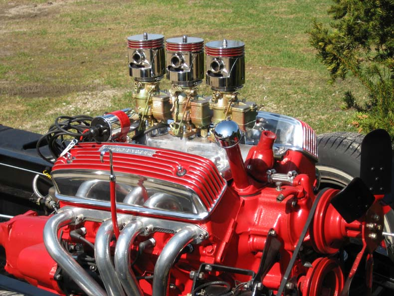 1953 ford engine