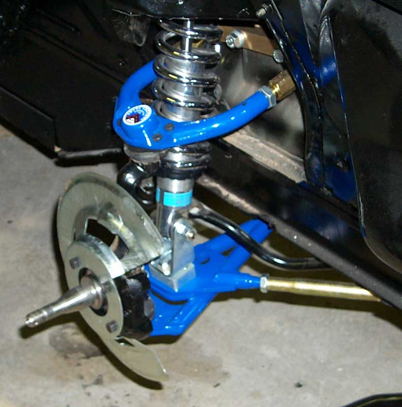 1966 mustang control arm