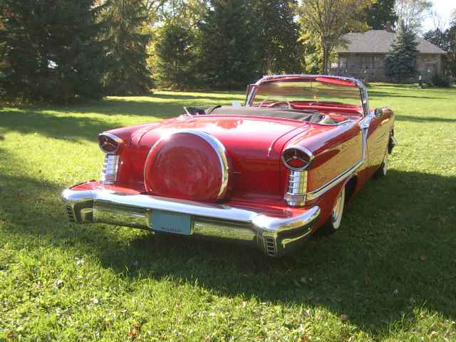 1957 oldsmobile top down
