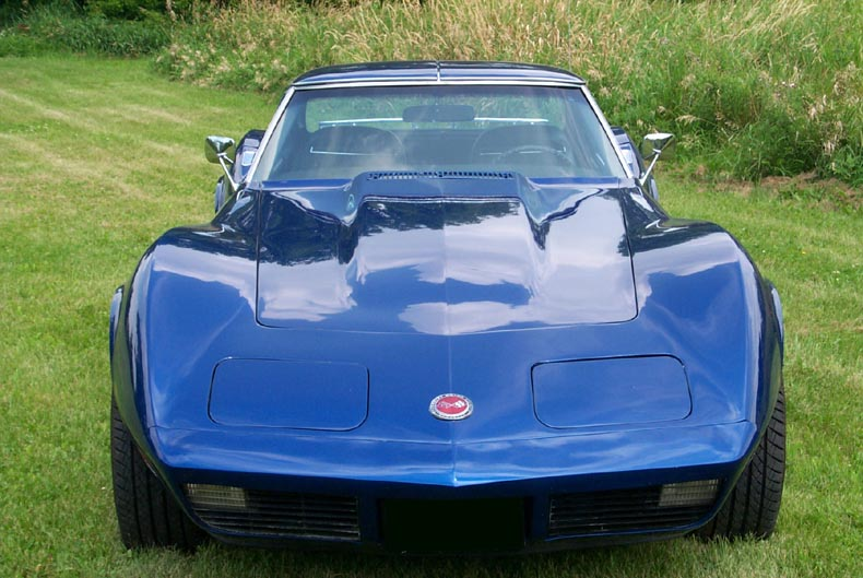 1974 Corvette T-Tops Restoration pictures and information