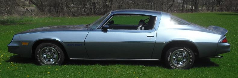 1979 Camaro Restoration