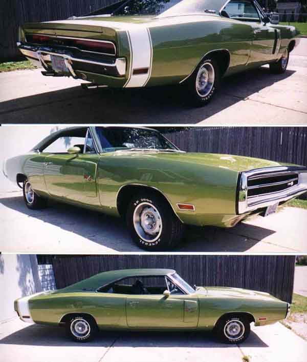 1970 dodge charger restoration