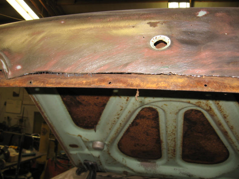 decklid rust cut out